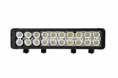 200W 双排CREE单颗10W LED长条灯
