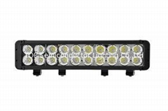 200W Double Row CREE 10W each LED Light Bar