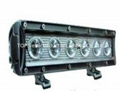 30W Single Row CREE 5W each LED Light Bar