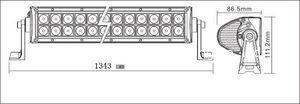 288W 双排CREE单颗3W LED长条灯 3
