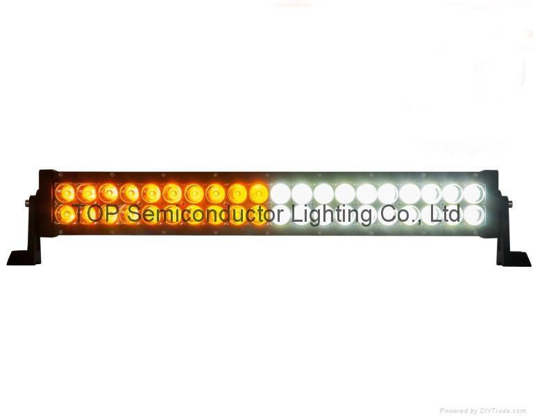 雙色 120W LED長條燈 2