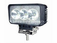 9W LED work lamp,LED flood light, Off