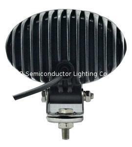 "5.5"" 24W 10-60V  椭圆 LED 工作灯泛光灯沙滩灯越野灯检修灯日行灯 3"
