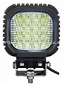 "5"" 48W CREE LED work driving lamp spot"