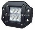 18W LED work lamp,LED flood light, Off