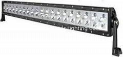 200W 单排CREE单颗10W LED长条灯