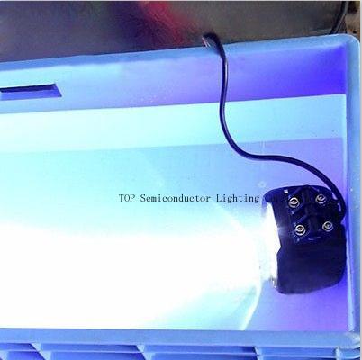 "5"" 48W CREE LED work driving lamp spot flood off road lighting ATV SUV  5"
