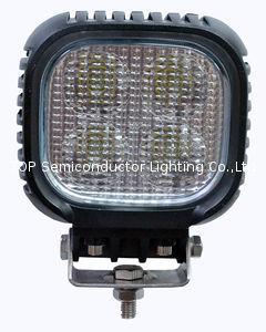 "5"" 40W CREE LED 工作燈氾光燈沙灘燈越野燈檢修燈 1"