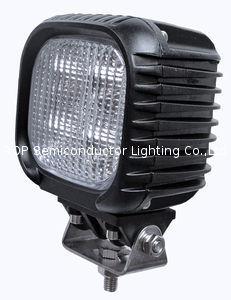 "5"" 40W CREE LED 工作燈氾光燈沙灘燈越野燈檢修燈 2"