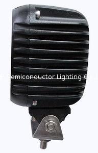 "5"" 40W CREE LED 工作燈氾光燈沙灘燈越野燈檢修燈 4"