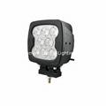 "7"" 80W CREE LED work driving lamp"