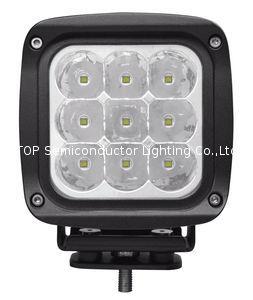 "5.3"" 90W CREE LED work flood driving lamp forklift off road lighting ATV SUV  3"