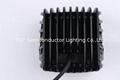 "5.3"" 90W CREE LED work flood driving lamp forklift off road lighting ATV SUV  4"