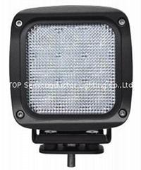 """5.3"""" 90W CREE LED 工作灯泛光灯沙滩灯越野灯检修灯"""