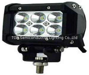 三排CREE燈珠直條工作燈氾光聚光駕駛燈越野燈4WD ATV SUV  1