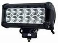 三排CREE灯珠直条工作灯泛光聚光驾驶灯越野灯4WD ATV SUV  3