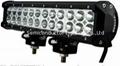 三排CREE燈珠直條工作燈氾光聚光駕駛燈越野燈4WD ATV SUV  5