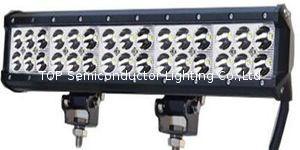 三排CREE燈珠直條工作燈氾光聚光駕駛燈越野燈4WD ATV SUV  7