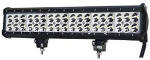 三排CREE燈珠直條工作燈氾光聚光駕駛燈越野燈4WD ATV SUV  9