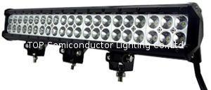 三排CREE燈珠直條工作燈氾光聚光駕駛燈越野燈4WD ATV SUV  13