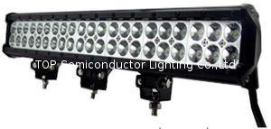 三排CREE燈珠直條工作燈氾光聚光駕駛燈越野燈4WD ATV SUV  15