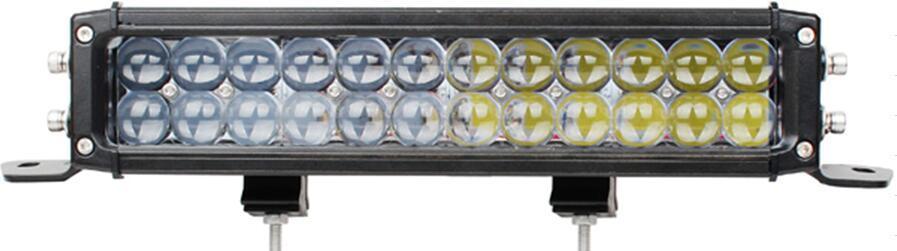 4D CREE灯珠工作灯泛光聚光驾驶灯越野灯4WD ATV SUV  3