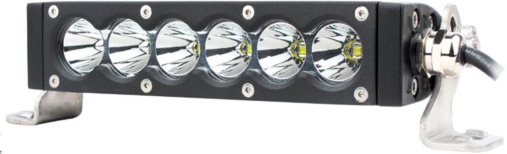 白黄CREE 5W/LED 工作灯泛光聚光驾驶灯越野灯4WD ATV SUV  2