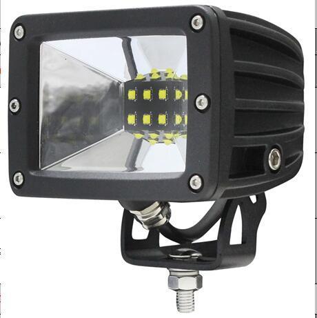 新款CREE 5W/LED 工作燈氾光聚光駕駛燈越野燈4WD ATV SUV  1