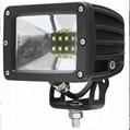 NEW CREE 5W/LED work light bar flood
