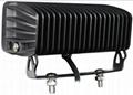 新款CREE 5W/LED 工作燈氾光聚光駕駛燈越野燈4WD ATV SUV  4