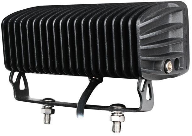 3D CREE 5W/LED 工作灯泛光聚光驾驶灯越野灯4WD ATV SUV  4
