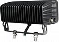 3D CREE 5W/LED 工作燈氾光聚光駕駛燈越野燈4WD ATV SUV  4
