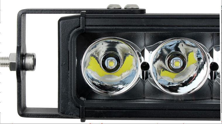 CREE 10W/LED 工作燈氾光聚光駕駛燈越野燈4WD ATV SUV  3