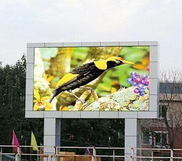 Outdoor Full Color LED Display (P25) 1