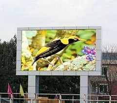 Outdoor Full Color LED Display (P25)