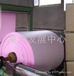 zinc oxide-plate based paper 4