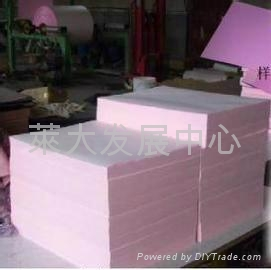 Zinc oxide resin coated paper 2