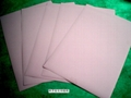 zinc oxide-plate based paper