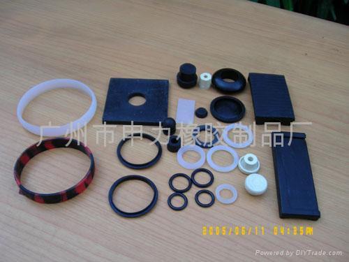 廣州廠家生產橡膠制品雜件 1