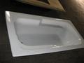 Cast iron bathtub drop-in enameled cast iron bathtub 5