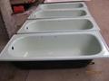 Best quality enameled steel bathtub