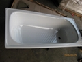 Best quality enameled steel bathtub wholesale distribution made in China 4