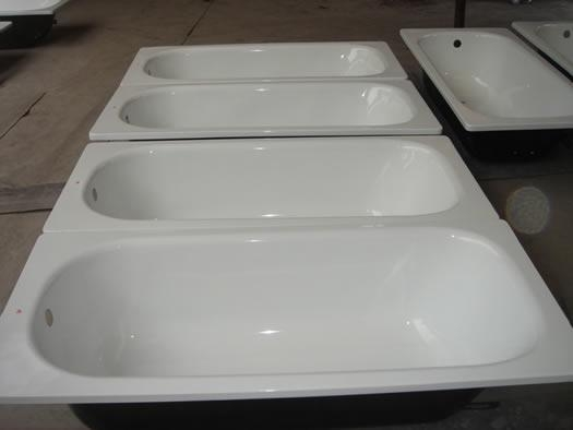 Best quality enameled steel bathtub wholesale distribution made in China 5