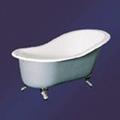 Luxury antique cast iron enamel bathtub 2