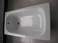 Steel enamel bathtub lowest price China. 4