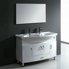PVC bathroom cabinet(van
