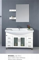 MDF bathroom cabinet(van