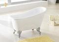 Clawfeet modern acrylic bathtub best