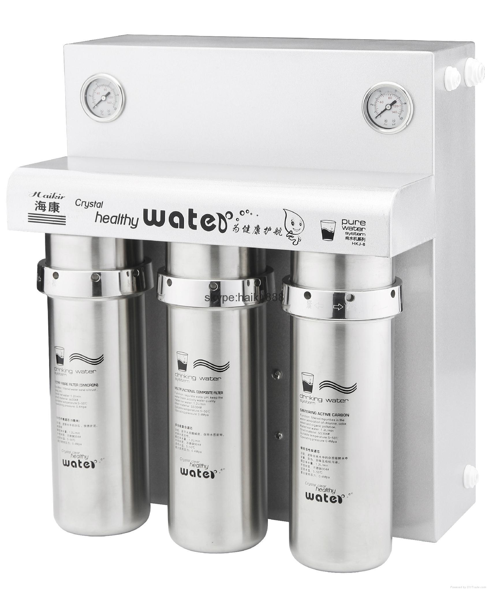 water filter reverse osmosis 400GDP 4