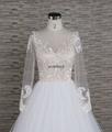 法国蕾丝A-line 婚纱 2